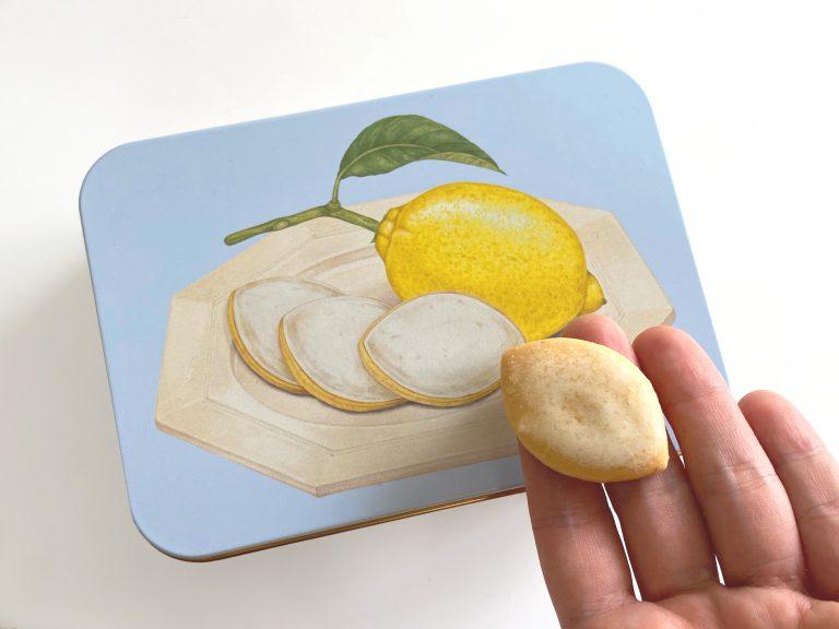 クッキーボックス レモン